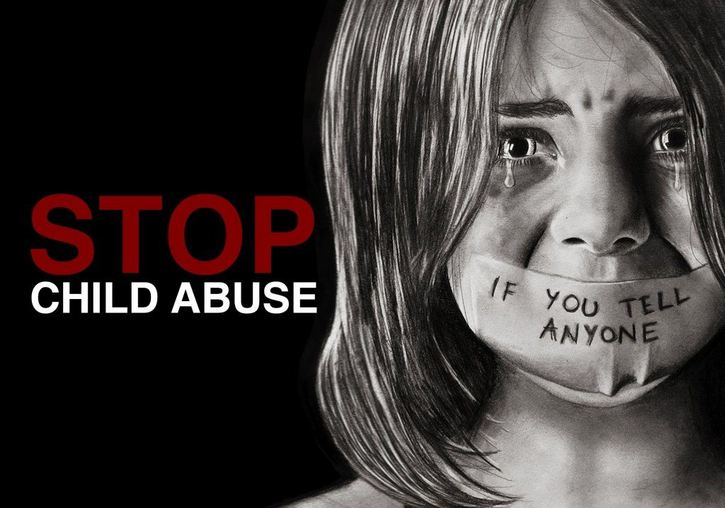 TEACH YOUR CHILD THE SKILL TO PROTECT THEIR BODY FROM ABUSE