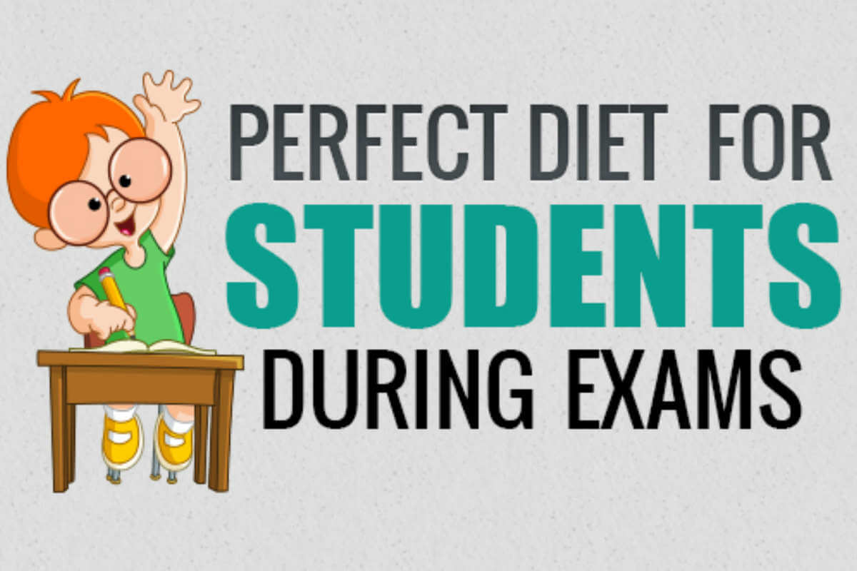 Healthy Diet for Students During Exam