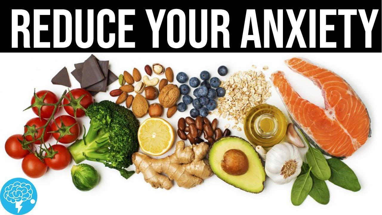 Foods That Help Reduce Anxiety